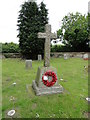 TG4119 : Potter Heigham War Memorial by Adrian S Pye