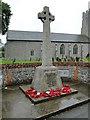 TG4917 : Hemsby War Memorial by Adrian S Pye