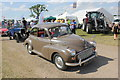 SJ7177 : Morris Minor at the Cheshire Show by Jeff Buck