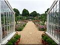 SZ5194 : Inside Walled Garden at Osborne House by PAUL FARMER