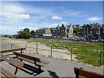 SD4578 : Arnside from the pier by Philip Platt