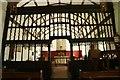 SO0847 : Rood Screen at St Cewydd, by Bill Nicholls