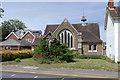 SU9575 : St Agnes church, Windsor by Alan Hunt