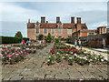TL2104 : Rose Garden, North Mymms Park, Hertfordshire by Christine Matthews