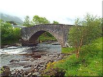 NN2939 : Bridge of Orchy by Malc McDonald