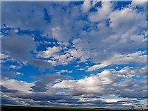 NH6454 : A Black Isle sky by Julian Paren