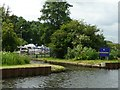 SE5820 : Entrance to South Yorkshire Boat Club's moorings by Christine Johnstone