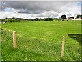 H2964 : A cloudy sky, Knocknahorn by Kenneth  Allen