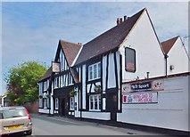 TA0339 : Lairgate, Beverley, Yorkshire by Bernard Sharp