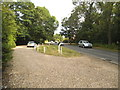 TQ2195 : Driveway on Rowley Lane, Arkley by David Howard