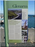 D3115 : Welcome to Glenarm by Michael Dibb