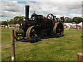 SO6452 : Bromyard Gala - Fowler ploughing engine by Chris Allen