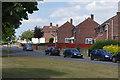 SU9881 : Housing, Wexham Road by Alan Hunt
