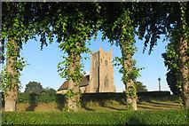 TM4160 : Friston Parish Church by Des Blenkinsopp