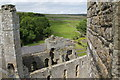 SE0391 : Bolton Castle at Castle Bolton, Wensleydale by Dave Pickersgill