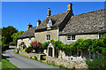 SP1905 : Cottages, Eastleach, Gloucestershire by Oswald Bertram