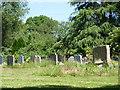 SO7362 : Shelsley Beauchamp graveyard by Jeff Gogarty