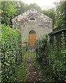SU0028 : Fovant Free Church by Derek Harper