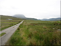 NC4757 : The Loch Hope road by David Purchase