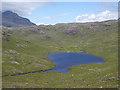 NG4920 : Loch a' Choire Riabhaich by Oliver Dixon