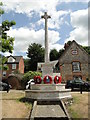 TG2619 : Coltishall and Hautbois War Memorial by Adrian S Pye