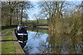 SD9152 : Narrowboat, Leeds & Liverpool Canal by N Chadwick