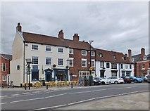 TA0339 : Wednesday Market, Beverley, Yorkshire by Bernard Sharp