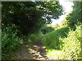 SE3803 : Footpath near Smithley by Jonathan Clitheroe