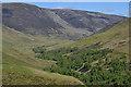 NN2985 : A view up Glen Roy by Nigel Brown