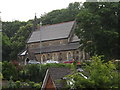 SS7397 : St.John the Baptist Church, Neath Abbey by Geographer