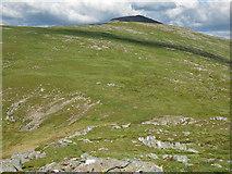 NN2145 : High moorland on west side of Stob Ghabhar by wrobison