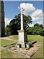 TF9521 : Brisley War Memorial by Adrian S Pye