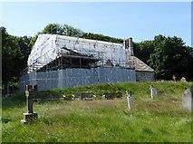 SD4161 : St. Peter's, Heysham by Philip Platt