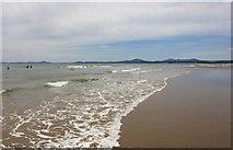 SH5631 : Traeth Harlech (Harlech Beach) by Jeff Buck