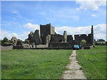 S0640 : Hore Abbey, Cashel by Jonathan Thacker