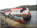 NN0973 : Ferry at Fort William by Malc McDonald