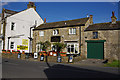 SD9672 : Tea room, Kettlewell by Ian Taylor