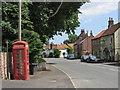 TA0664 : Church Street, Kilham (East Yorks) by Paul Harrop
