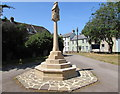 SP5822 : Bicester Town War Memorial by Jaggery