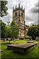 SJ9076 : Prestbury Church by Peter McDermott