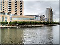 SJ8097 : The Lowry Outlet Mall, Salford Quays by David Dixon