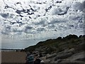 SY7081 : Bowleaze Cove by Alex McGregor