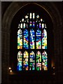 SJ8398 : Manchester Cathedral, The St Mary Window by David Dixon