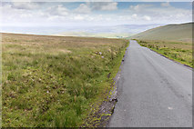 SD1589 : Road over Thwaites Fell by David P Howard