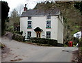 SO5306 : The Bell, Whitebrook by Jaggery