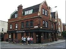 TQ3386 : The Lion, Stoke Newington by Chris Whippet
