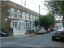 TQ3386 : Hollar Road, Stoke Newington by Chris Whippet