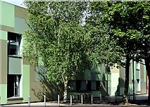 J3372 : Department of Architecture, Queen's University, Belfast (July 2015) by Albert Bridge