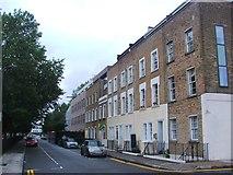 TQ3283 : Bridport Place, Hoxton by Chris Whippet