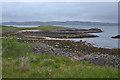 NG8090 : Camas Dubh sea shore by Nigel Brown